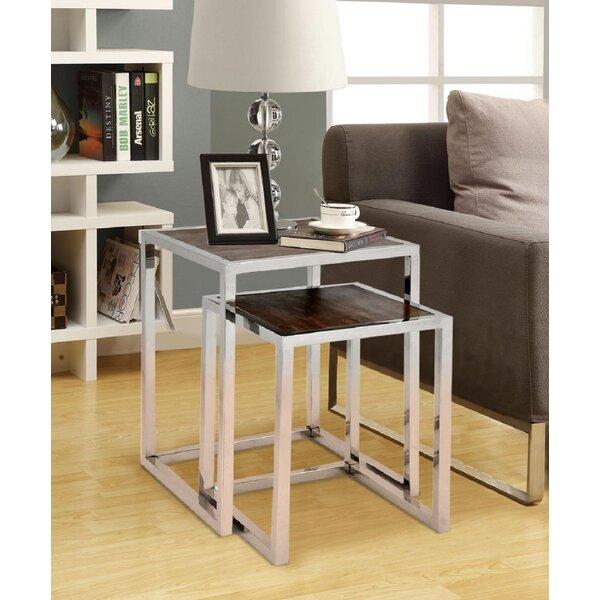 Painesville 2 Piece Nesting Tables By Brayden Studio