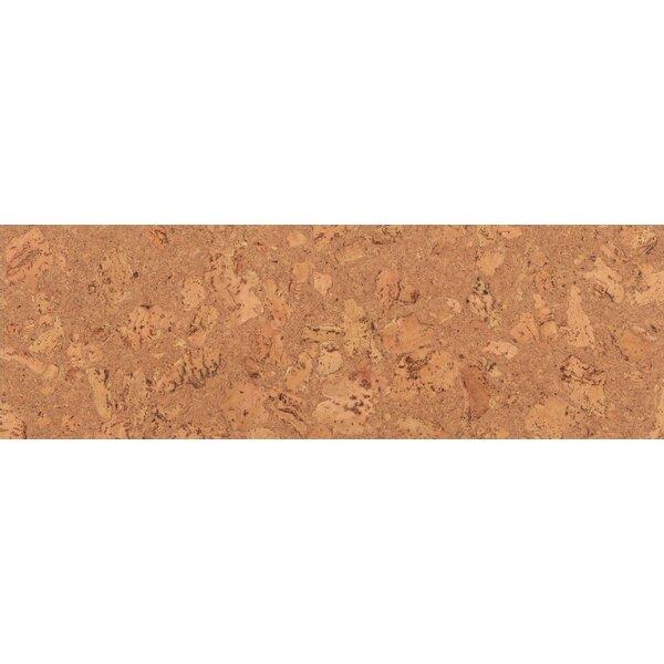 12 Cork Flooring in Odyseus Natural by APC Cork