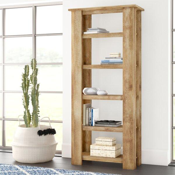 Kasandra Etagere Bookcase by Mistana Mistana