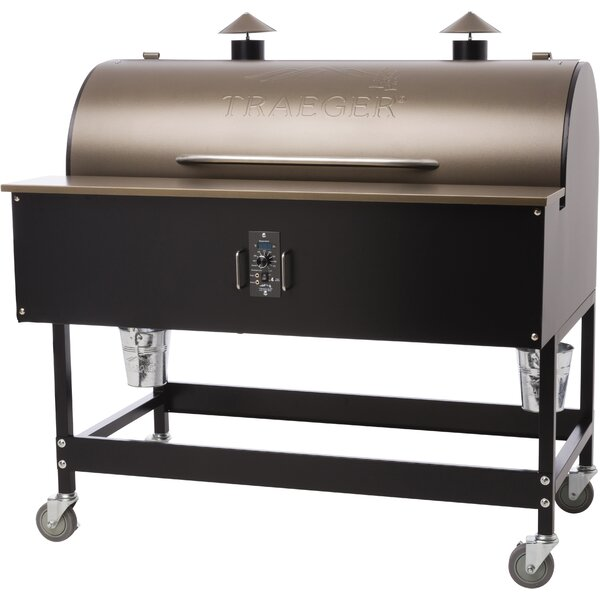 44 Wood Pellet Grill by Traeger Wood-Fired Grills
