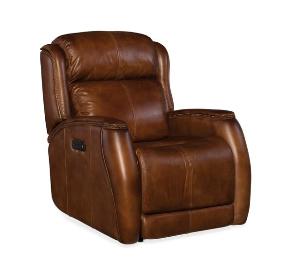Emerson Power Recliner by Hooker Furniture