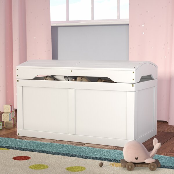 Jessie Barrel Top Toy Chest by Viv + Rae