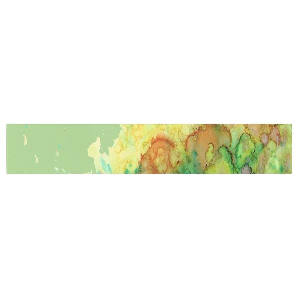 Rosie Brown Sea Life Table Runner by East Urban Home