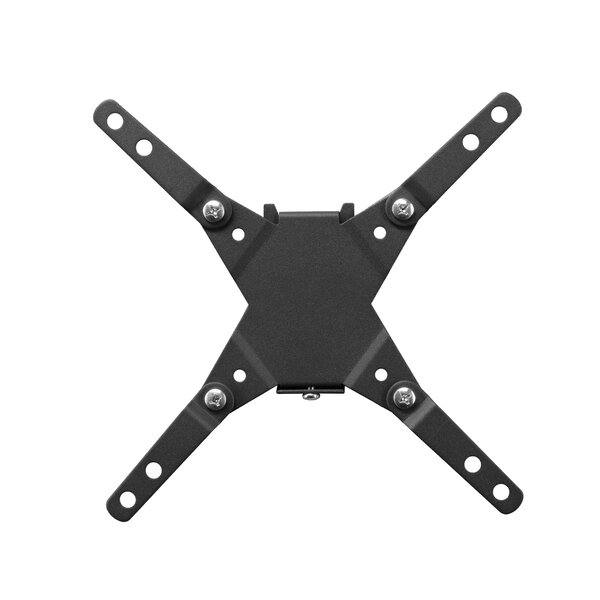 Small Fixed Wall Mount for 17-32 Screens by Ready Set Mount
