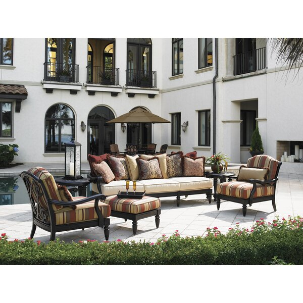 Kingstown Sedona Deep Seating Group with Cushions by Tommy Bahama Home
