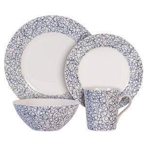 Free 4 Piece Place Setting Service for 1  sc 1 st  Wayfair & Cadmium Free Dinnerware | Wayfair