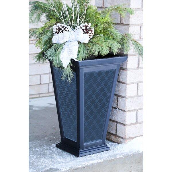 Casablanca Self-Watering Plastic Planter Box (Set of 2) by Charlton Home