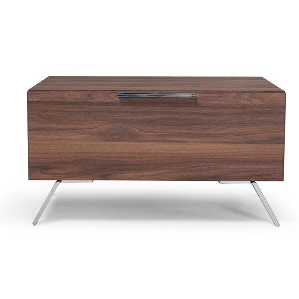 Larose Italian 1 Drawer Nightstand by Brayden Studio