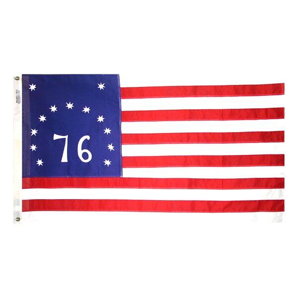 Bulldog Bennington Traditional Flag by Annin Flagmakers