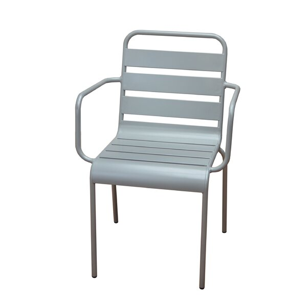 Stacking Patio Dining Chair by DHC Furniture