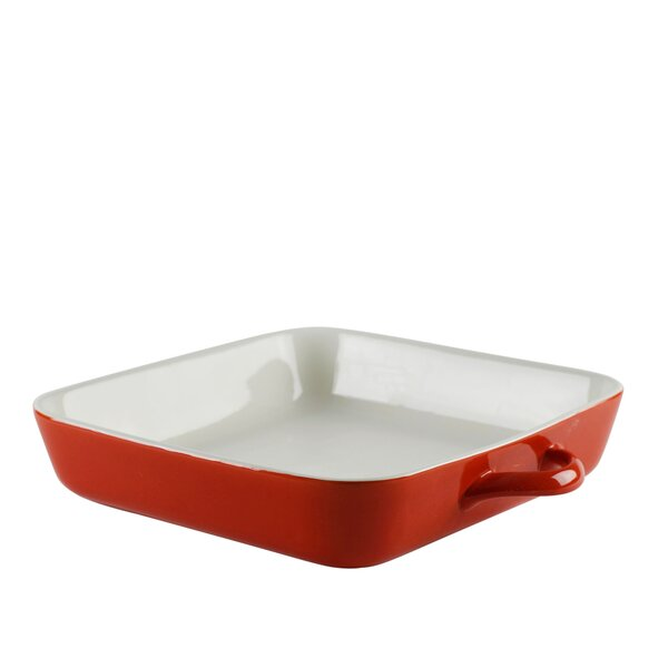 Sienna Square Bakeware (Set of 2) by Ten Strawberry Street