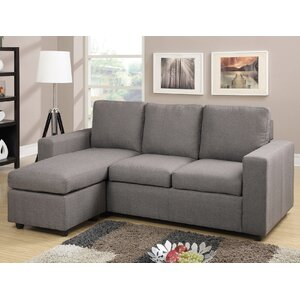 Rossa Reversible Modular Sectional by A&J Homes Studio