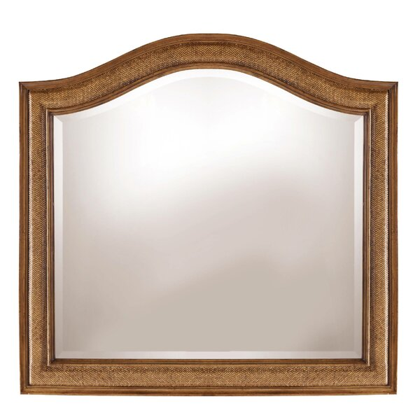 Windward Arched Dresser Mirror by Hooker Furniture