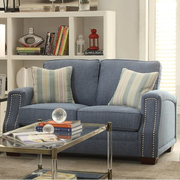 Crystal Loveseat by A&J Homes Studio