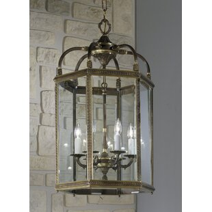 Comparison European 6-Light Outdoor Pendant By Classic Lighting