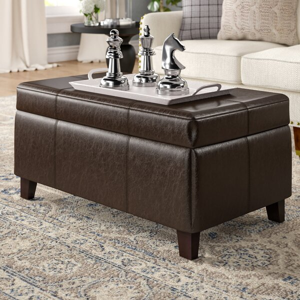 Rutledge Storage Ottoman By Winston Porter