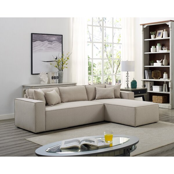 Maner Reversible Sectional by Williston Forge