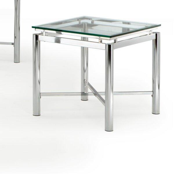 Nova End Table by Steve Silver Furniture