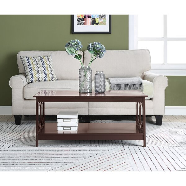 Rebecca Coffee Table by Beachcrest Home