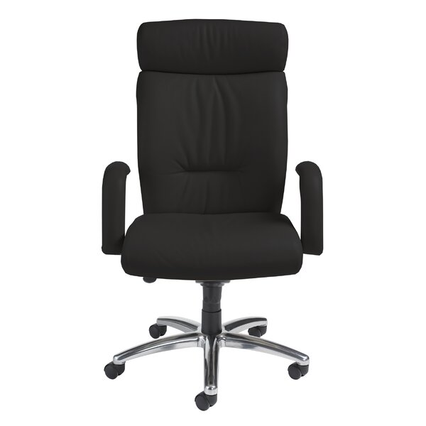 Manno High-Back Executive Chair by Nightingale Chairs