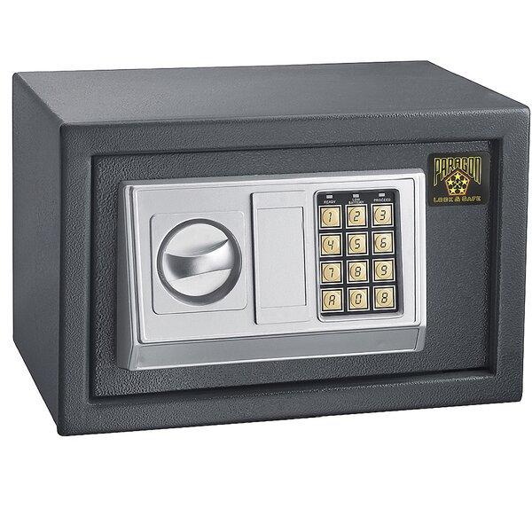 Digital Jewelry Security Safe with Electronic Lock by ParagonSafes