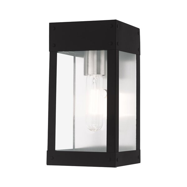 Caterina Outdoor Wall Lantern by Wrought Studio