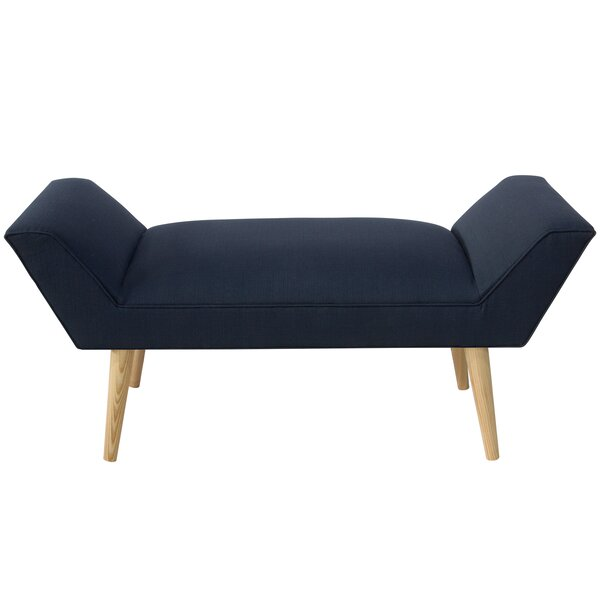 Tharpe Upholstered Bench by Brayden Studio