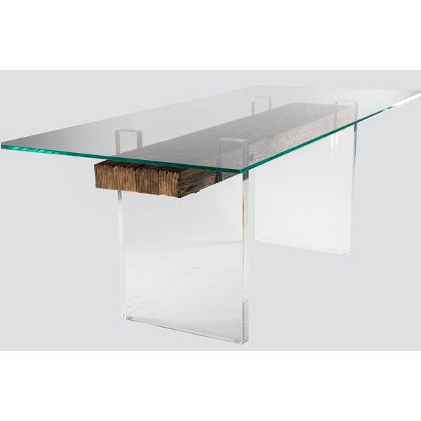 Bousquet Dining Table by Orren Ellis Orren Ellis
