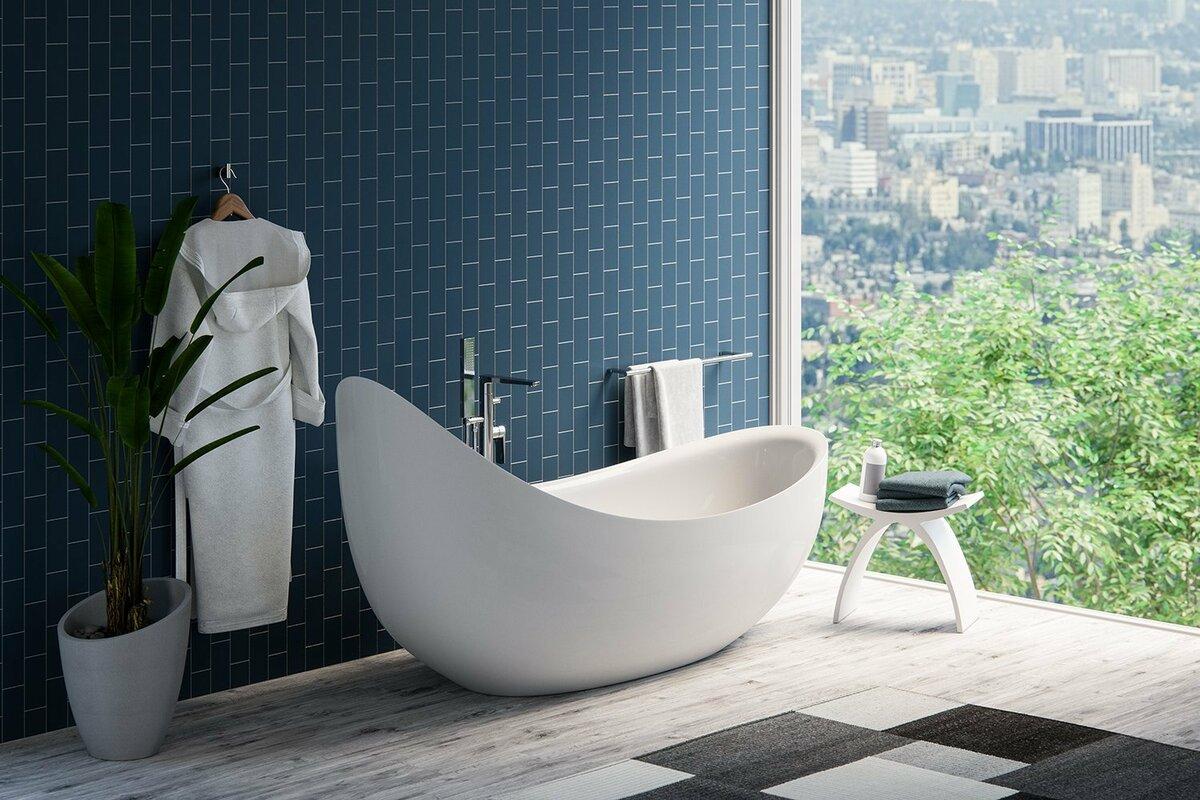 Beautiful 60 X 42 Soaking Tub Sketch - Bathtub Ideas - dilata.info