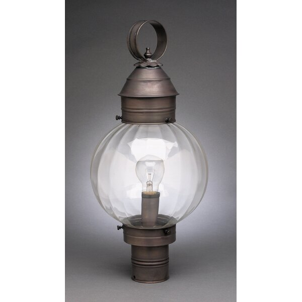Onion Round 1-Light Lantern Head by Northeast Lantern