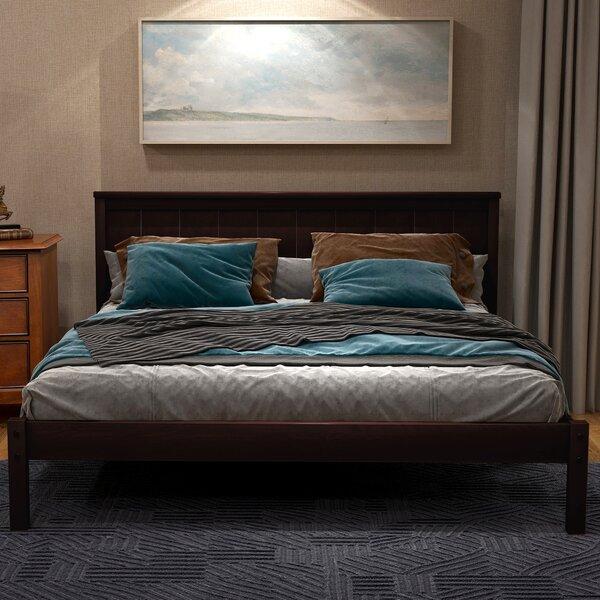 Bottisham Sleigh Bed by Red Barrel Studio
