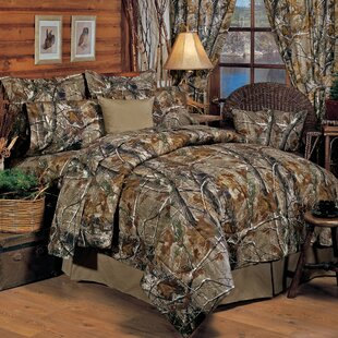 All Purpose Comforter Set By Realtree Bedding