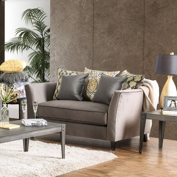 Shop The Fabulous Meyer Loveseat by Darby Home Co by Darby Home Co