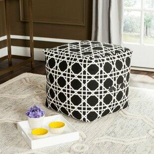 Carwile Cube Ottoman by Latitude Run