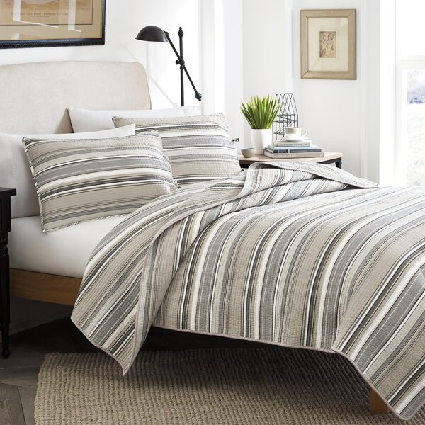 Nabors Quilt Set by Beachcrest Home