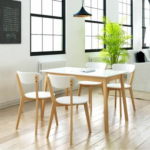 Elinn Dining Set With 4 Chairs