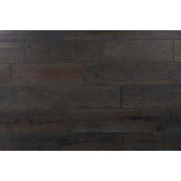 Jubilee 5 Solid Oak Hardwood Flooring in Gray by Albero Valley