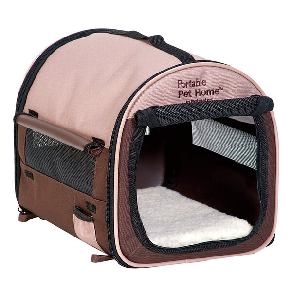 Portable Pet Home Soft Pet Carrier by Petmate