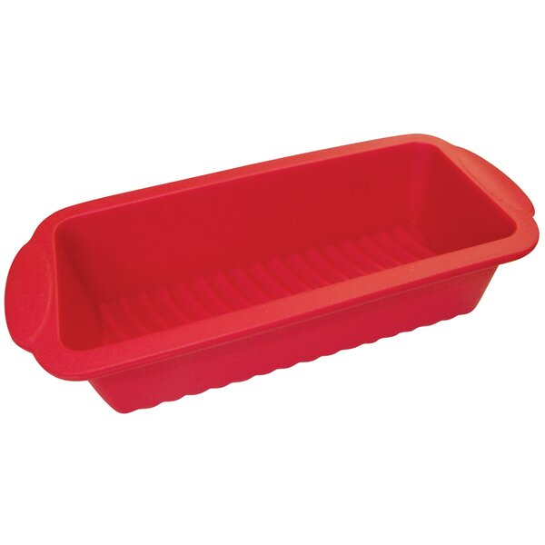 Non-Stick La Pâtisserie Silicone Loaf Pan by MyCuisina