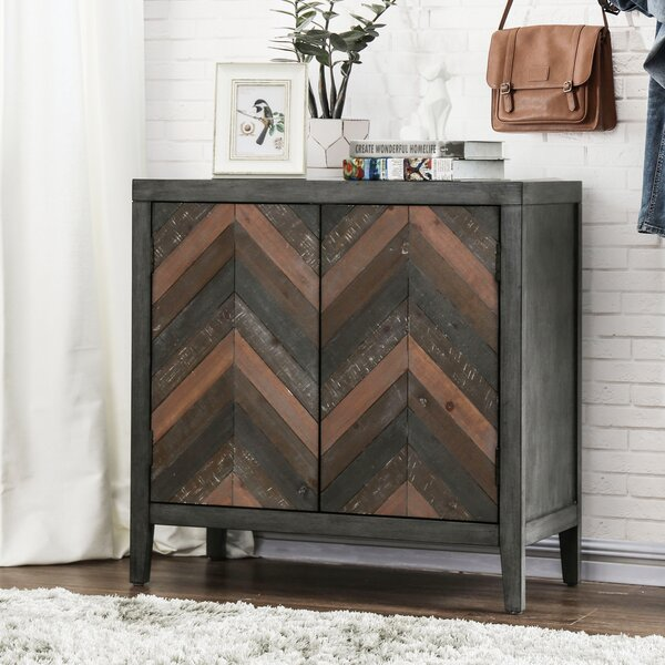 Weston 2 Doors Accent Cabinet By Union Rustic