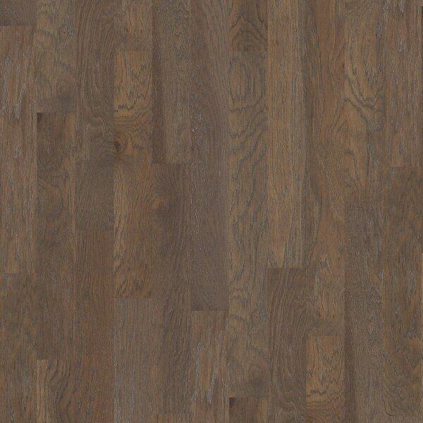 Dancing Queen 5 Engineered Hickory Hardwood Flooring in Rumba by Shaw Floors