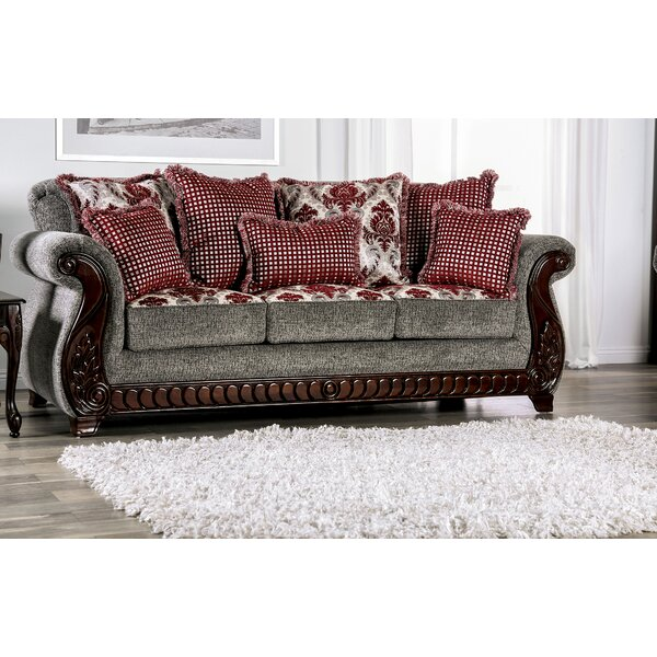Renna Rolled Arms Sofa by Astoria Grand Astoria Grand