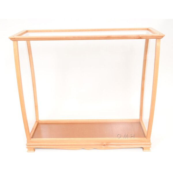 Display Case for Midsize Tall Ship by Old Modern Handicrafts