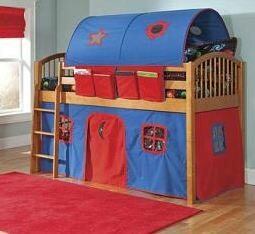 Sherborn Junior Twin Loft Bed by Zoomie Kids