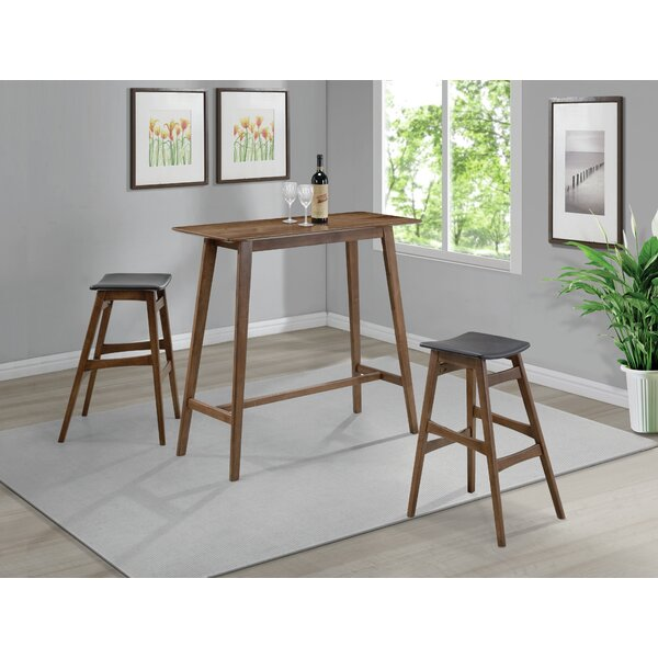 Abigail Pub Table Set by Langley Street