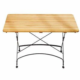 Dowe Folding Dining Table by August Grove