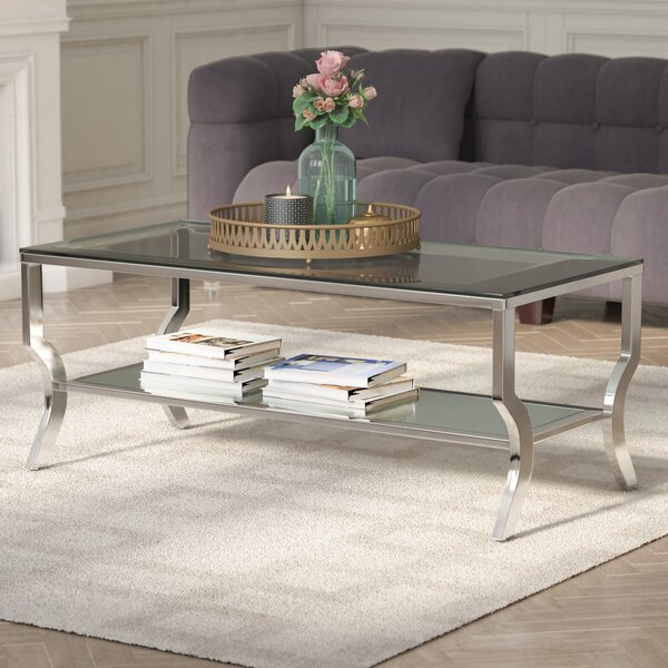 Anndale Coffee Table With Storage By Willa Arlo Interiors