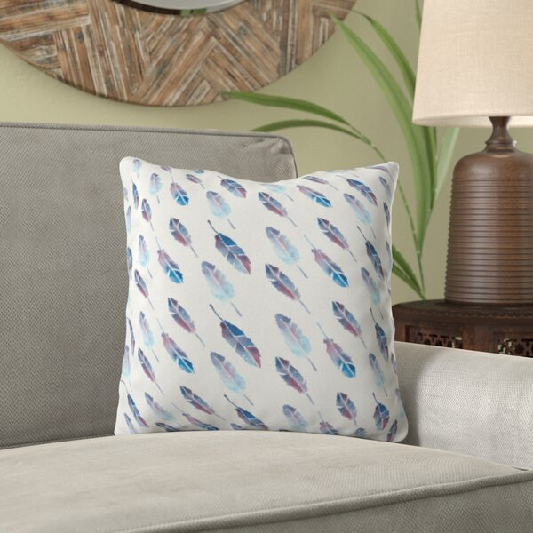Leal Indoor/Outdoor Throw Pillow by Bungalow Rose