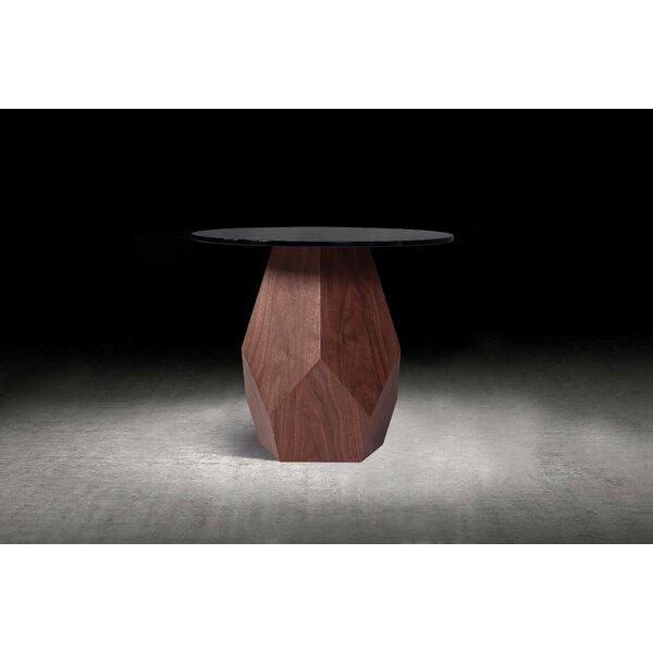 Zeman Glass End Table by Brayden Studio