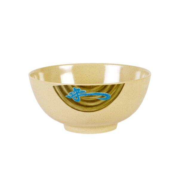 Heidi 25 oz. Melamine Rice Bowl (Set of 12) by Bloomsbury Market